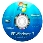 Windows 7 Professional X86 SP1
