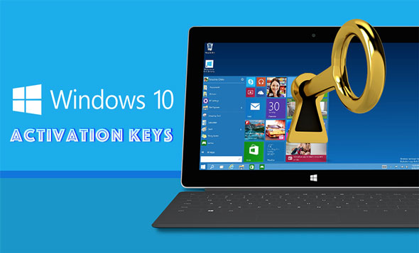Установочные ключи Windows 10 | Windows 10 Product Activation Keys